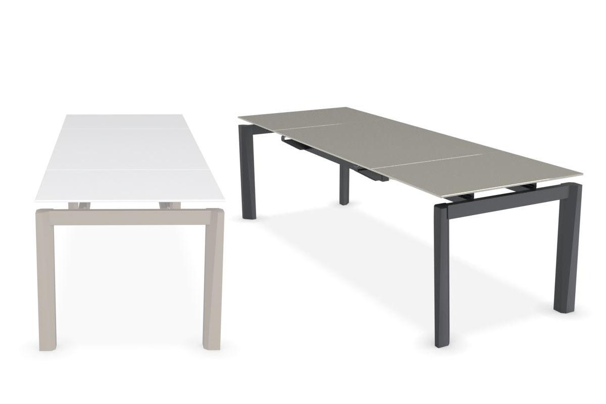 Tavolo moderno allungabile calligaris esteso wood tavoli for Calligaris tavolo allungabile
