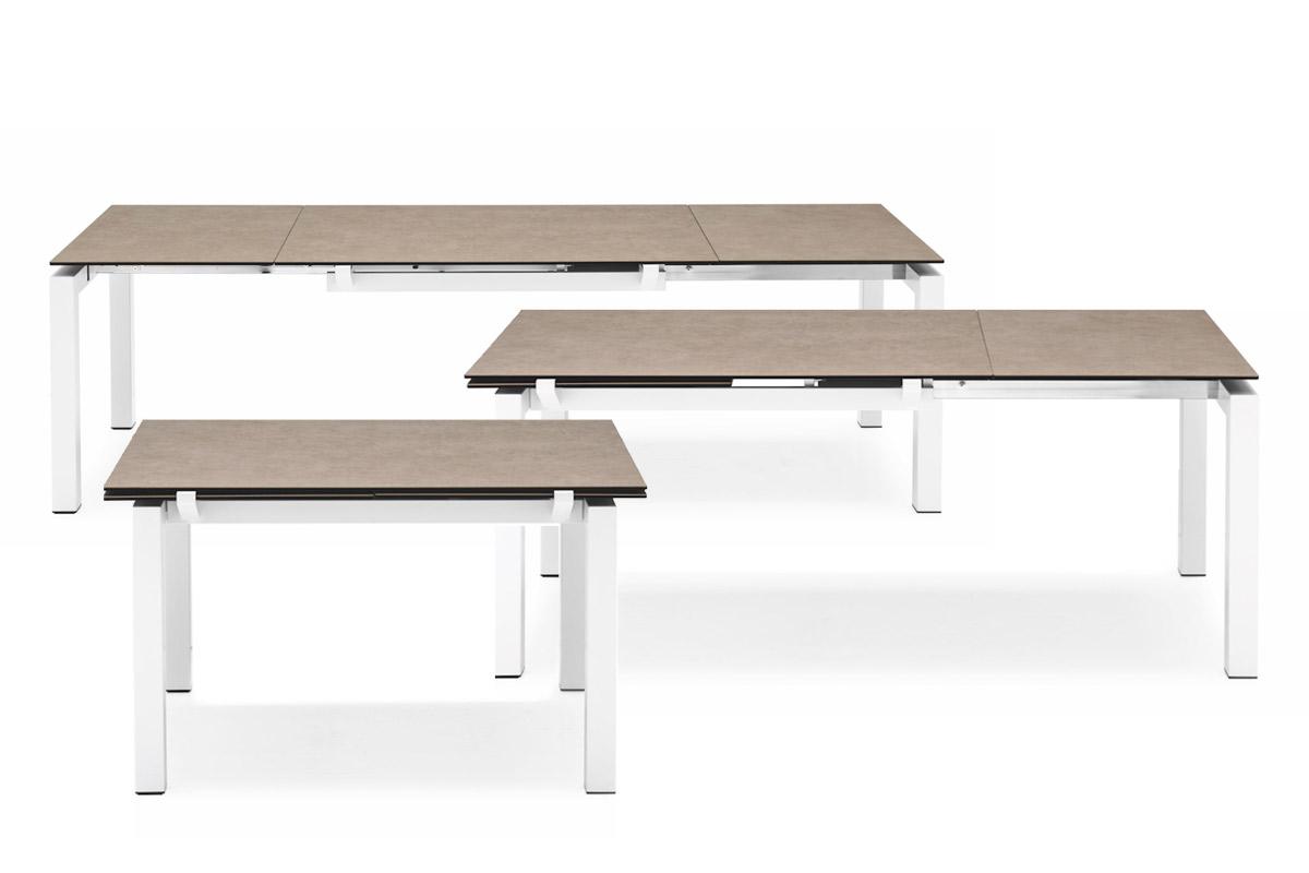 Tavolo moderno allungabile Calligaris Connubia Airport - tavoli ...
