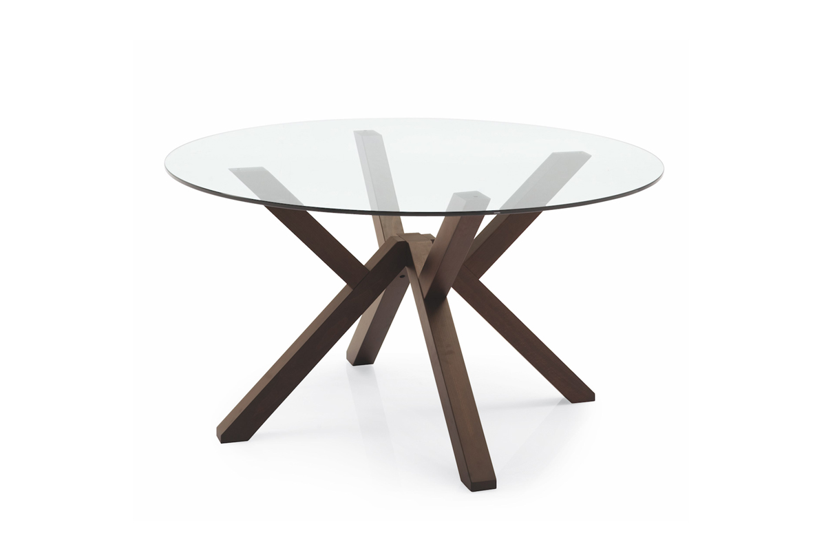 Tavolo moderno connubia mikado acquistabile in milano e for Lops arredi distretto del design trezzano