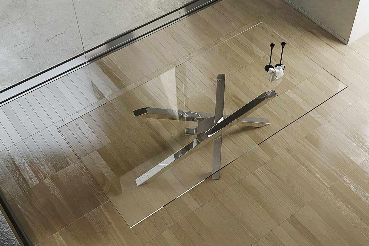 Tavolo moderno riflessi shangai tavoli acquistabile in - Tavolo riflessi prezzi ...