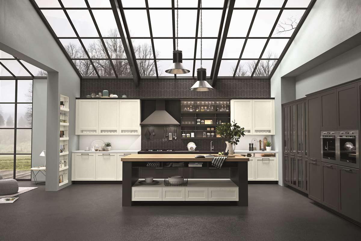 Cucine classiche componibili Snaidero Progetto Hera - cucine ...