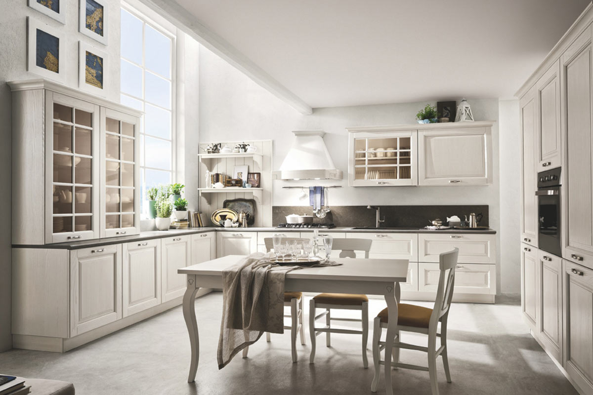 Cucine stosa modello bolgheri