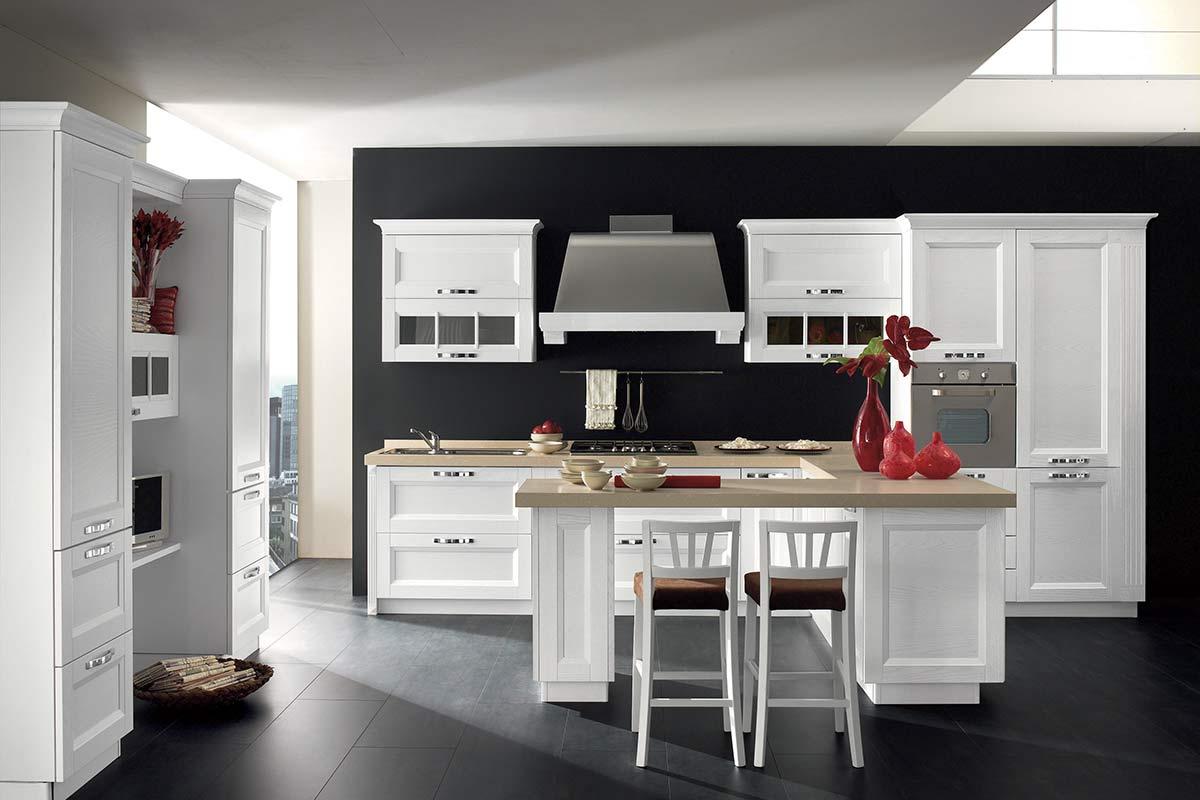 Cucina Componibile Classica. Stunning Ispirazione Di Asso Cucine ...