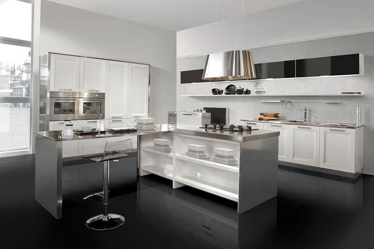 Cucine classiche componibili stosa beverly acquistabile - Cucine stosa milano ...