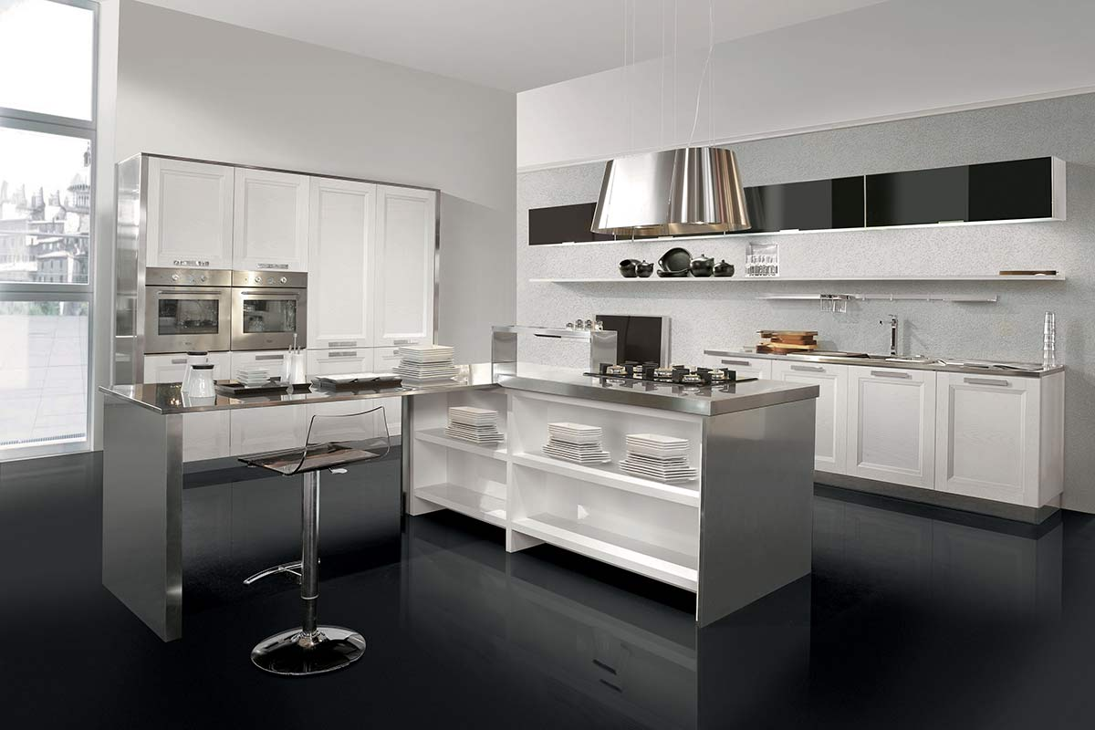 Cucine classiche componibili Stosa Beverly - cucine - Acquistabile ...