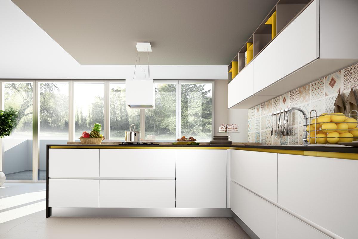 Cucine moderne componibili top lops pitti progetto 4 cucine acquistabile in milano e - Top cucine moderne ...