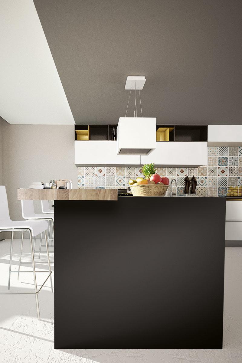 Cucine moderne componibili top lops pitti progetto 4 - Top cucine moderne ...