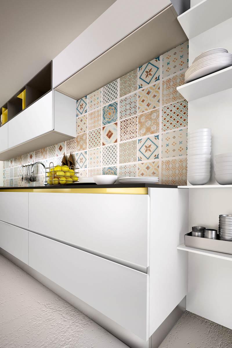cucine moderne componibili collezione lops pitti progetto 4 ... - Cucine Lops