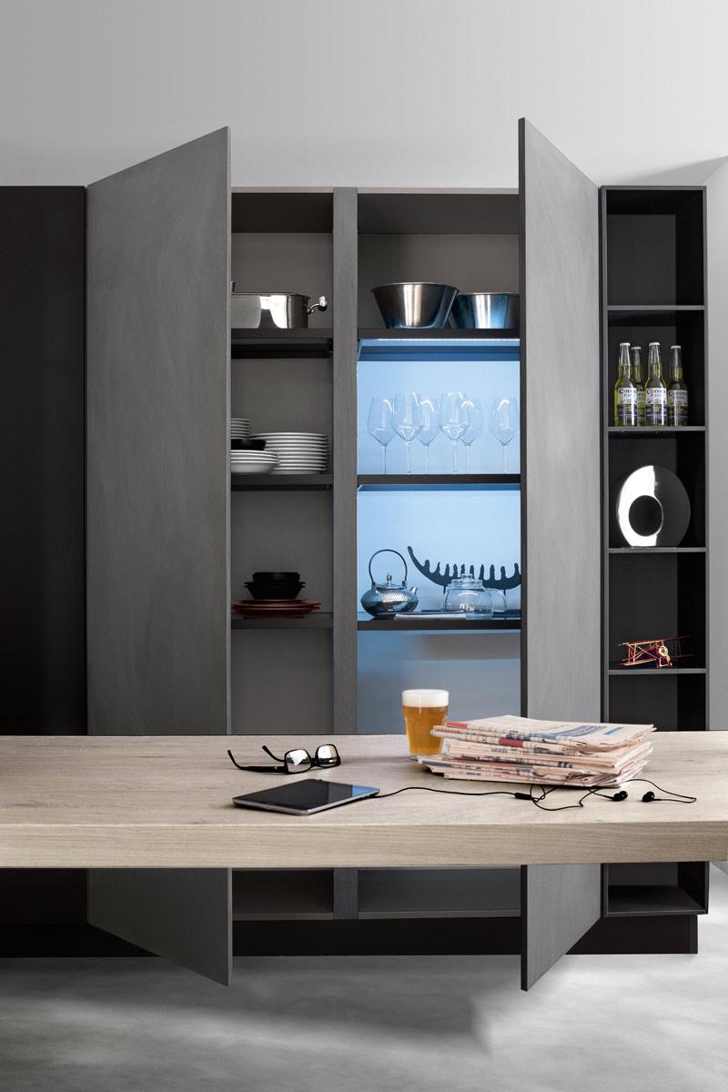 Cucine moderne componibili top lops jenni progetto 1 - Top cucine moderne ...