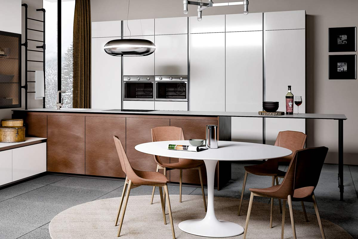 Cucine moderne componibili top lops olga progetto 9 - Top cucine moderne ...
