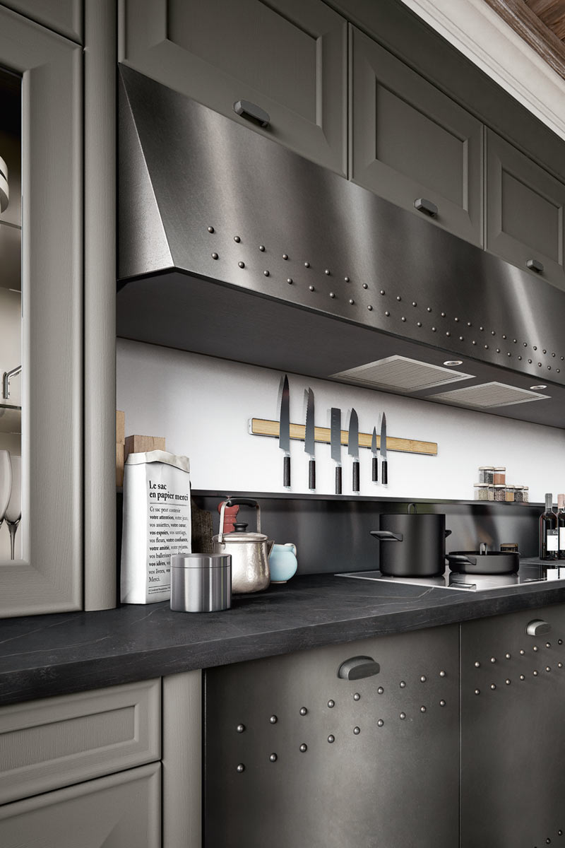 Cucine moderne componibili top lops amanda progetto 2 - Top cucine moderne ...