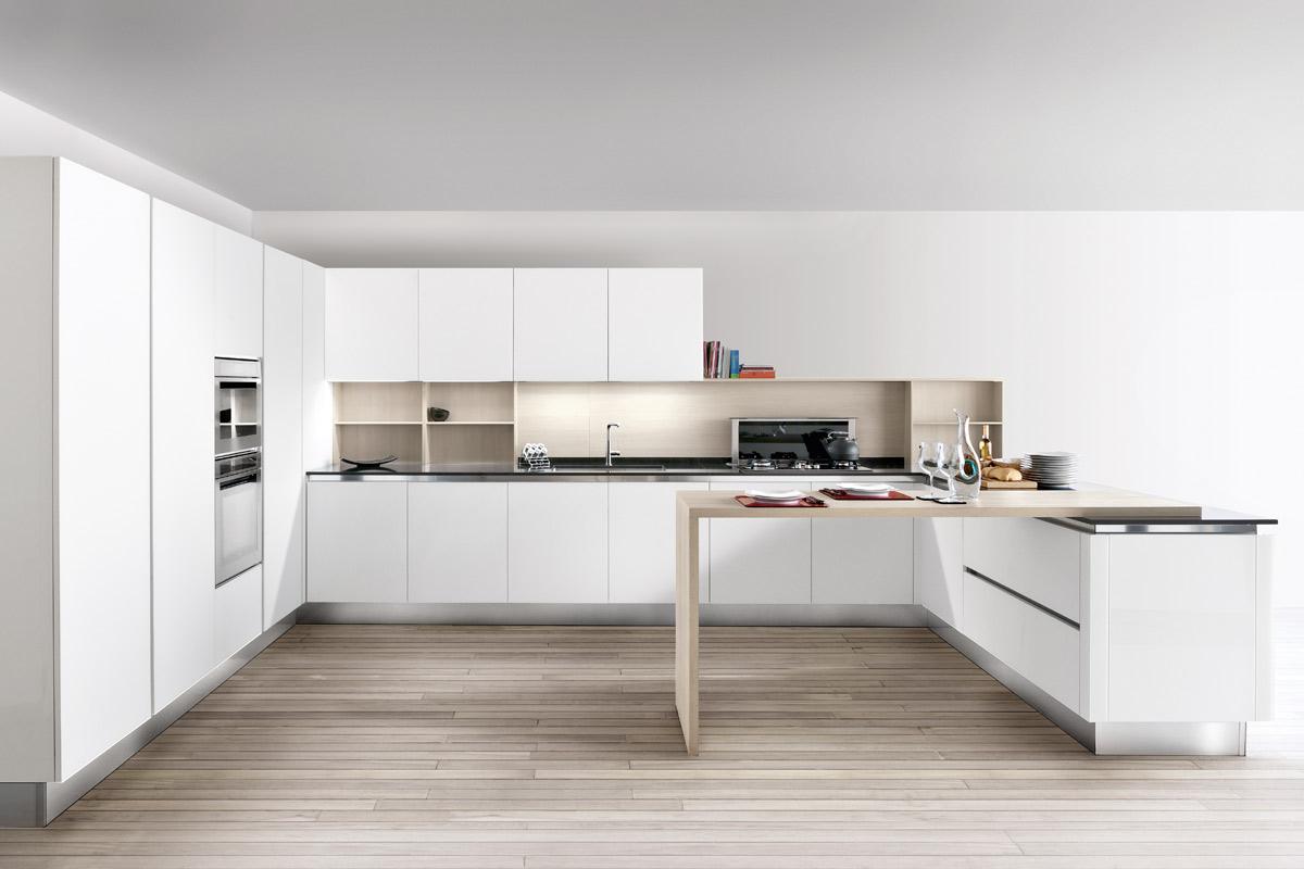 Cucine moderne componibili Top Lops Nini Progetto 1 - cucine ...
