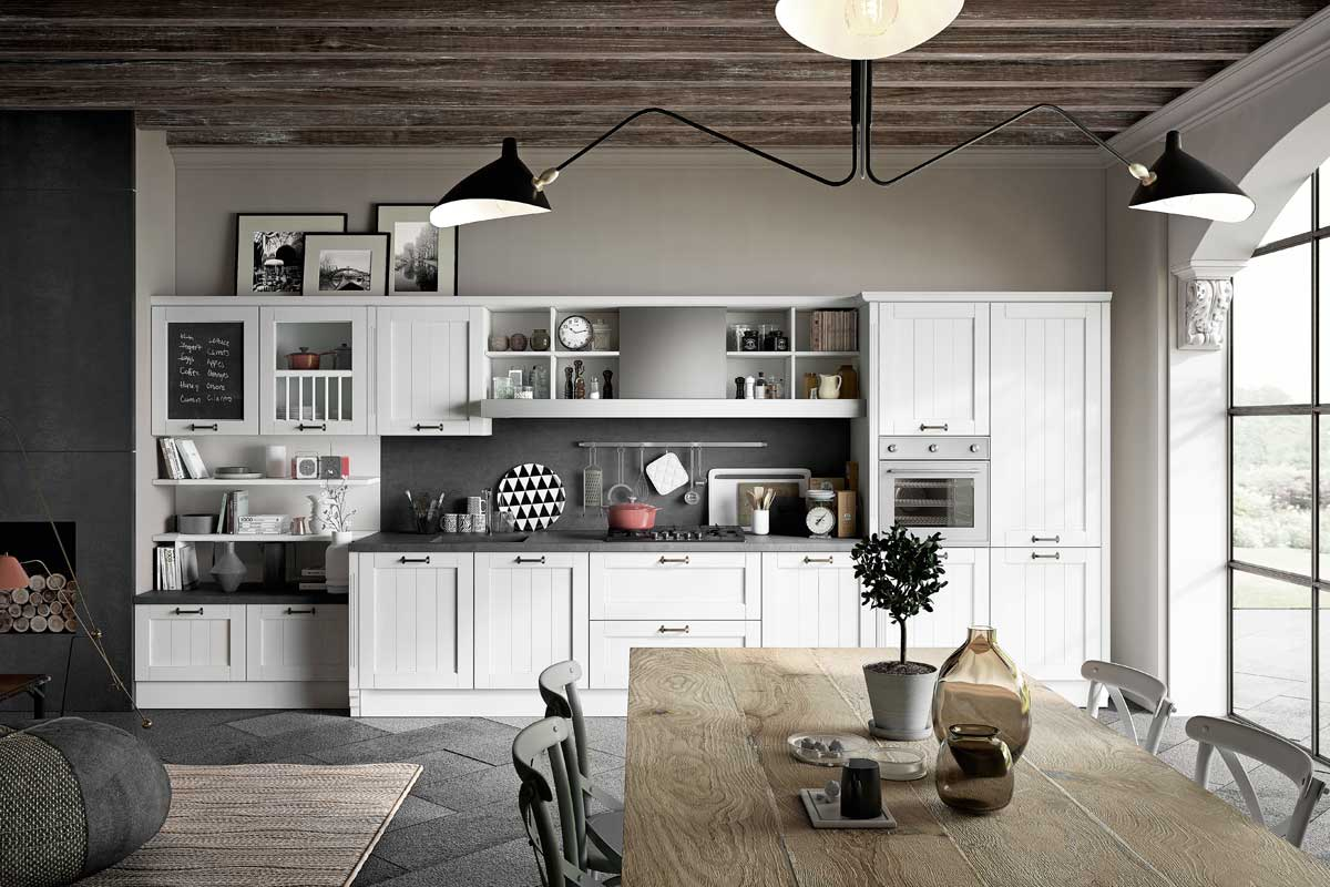 Cucine componibile moderne with cucine componibile - Componibili per cucina ...