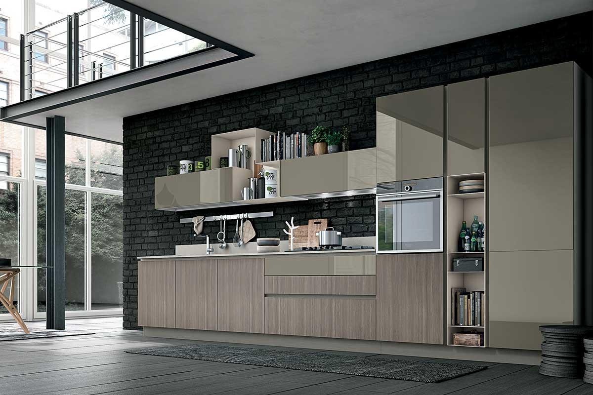 Cucine moderne componibili stosa aliant acquistabile in milano e provincia monza e brianza - Cucine stosa moderne ...