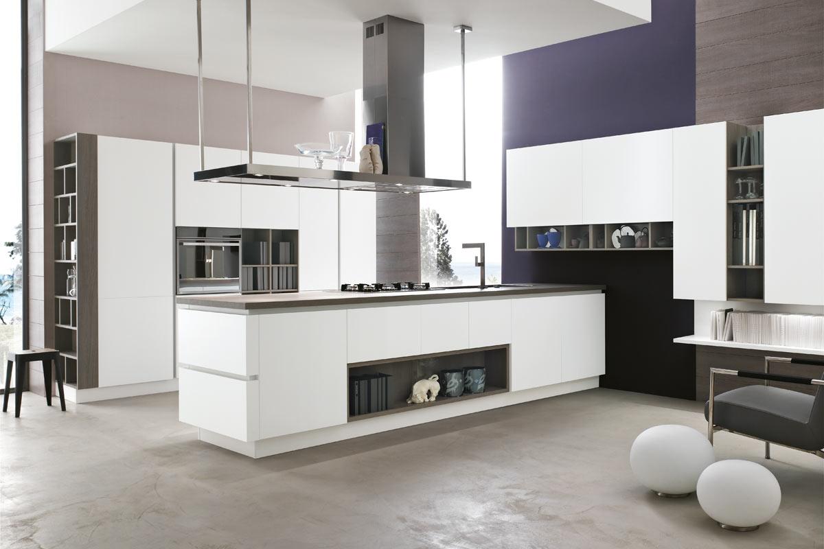 Cucine moderne componibili Stosa Allegra - Acquistabile in Milano ...
