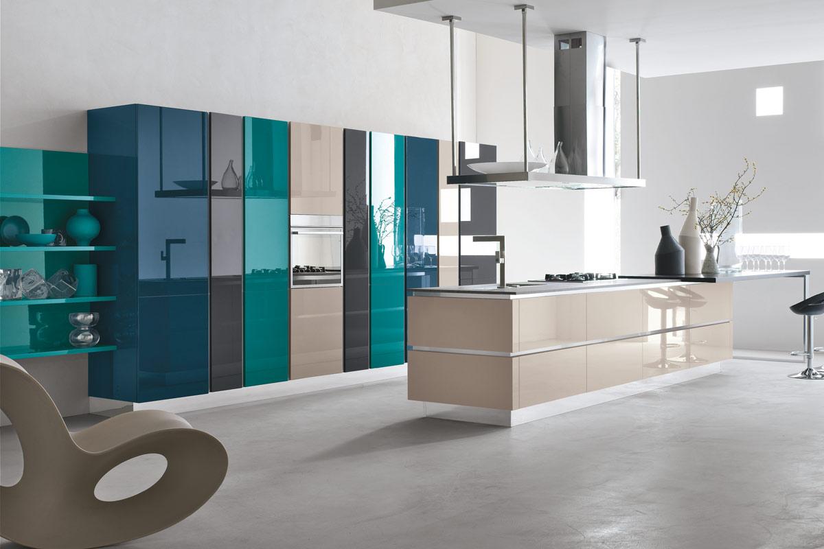Cucine Componibile Moderne. Latest Cucina A Legna Cucine ...