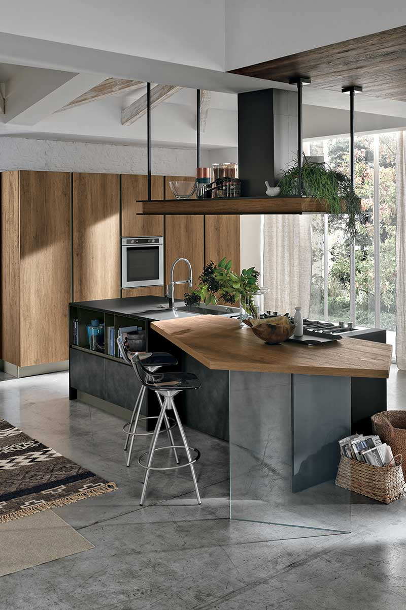 Cucine moderne componibili stosa infinity cucine for Cucine moderne componibili