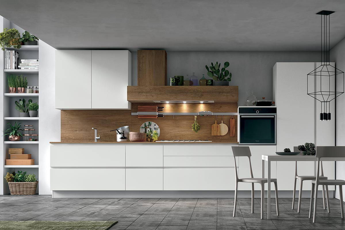 Cucine moderne componibili stosa infinity acquistabile - Outlet cucine stosa ...