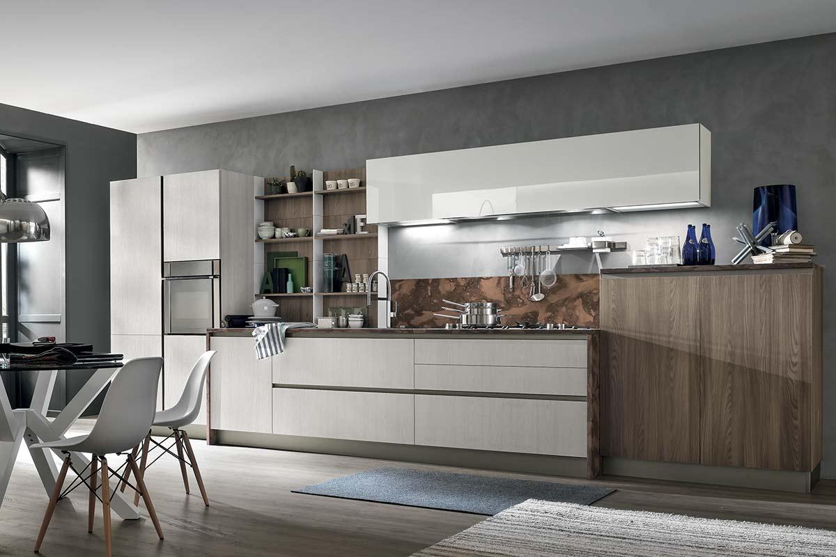 Cucine moderne componibili stosa infinity cucine acquistabile in milano e provincia monza e - Stosa cucine milano ...