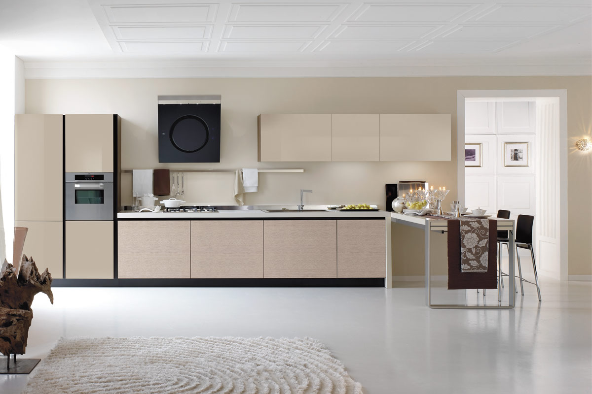 Cucine moderne componibili Stosa Life 5