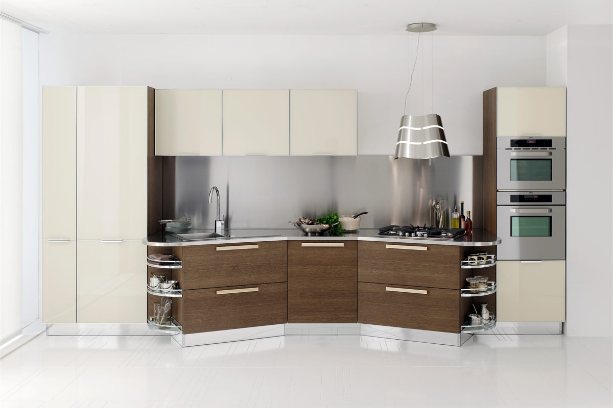 Cucine moderne componibili Stosa Life 6