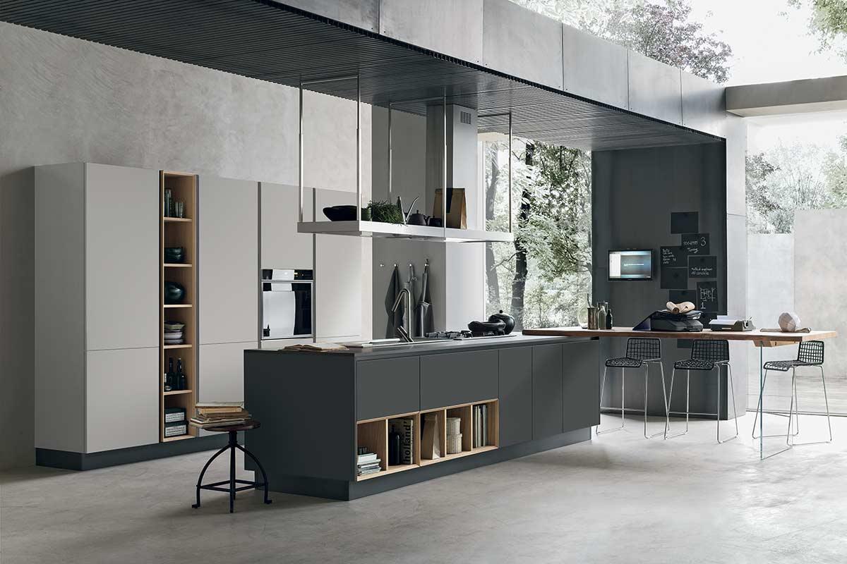 Cucine moderne componibili stosa progetto maya cucine acquistabile in milano e provincia - Stosa cucine milano ...