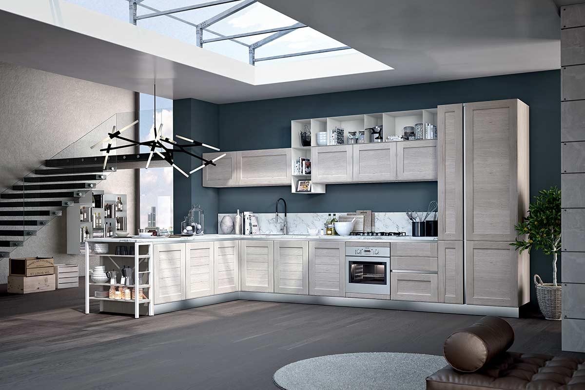 Cucine Moderne Componibili Stosa Progetto York Cucine