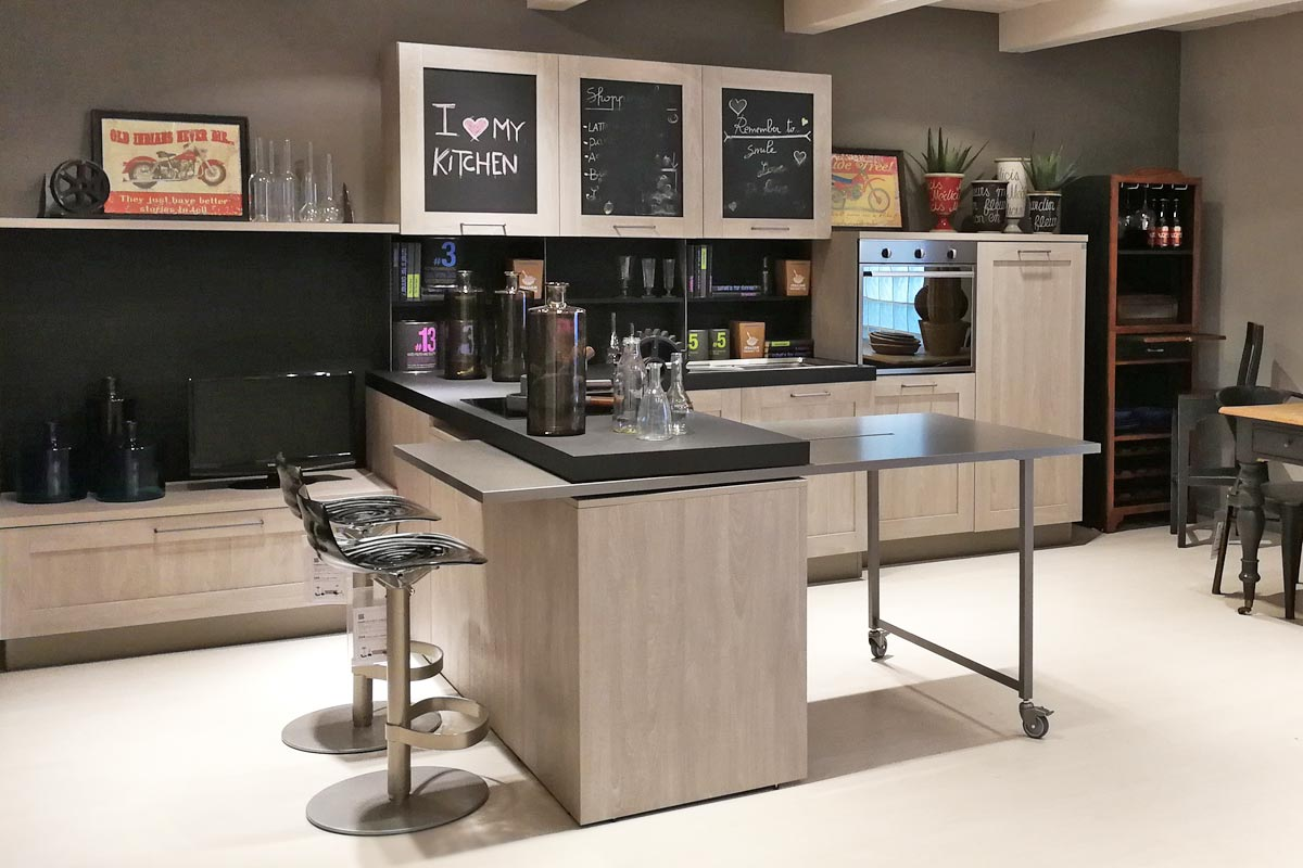 Cucina outlet Stosa City TR - outlet-mobili - Acquistabile in Milano ...