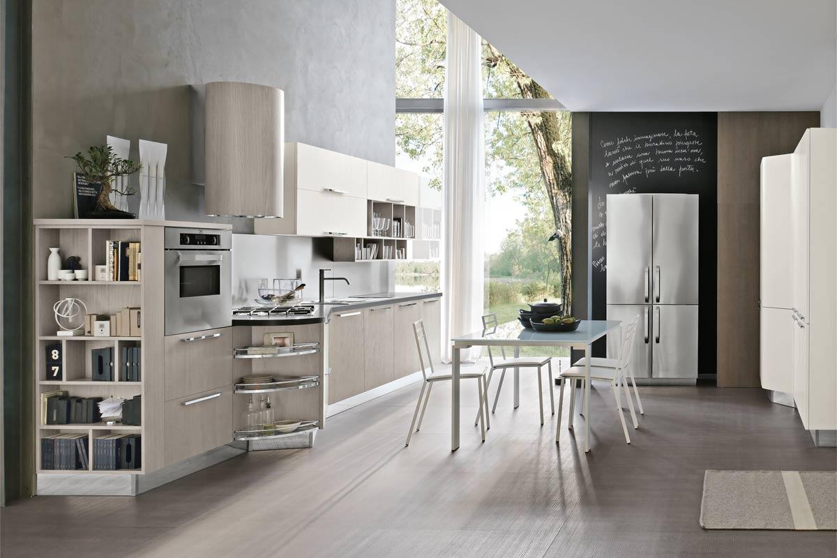 Cucine moderne componibili Stosa Milly - Acquistabile in Milano e ...