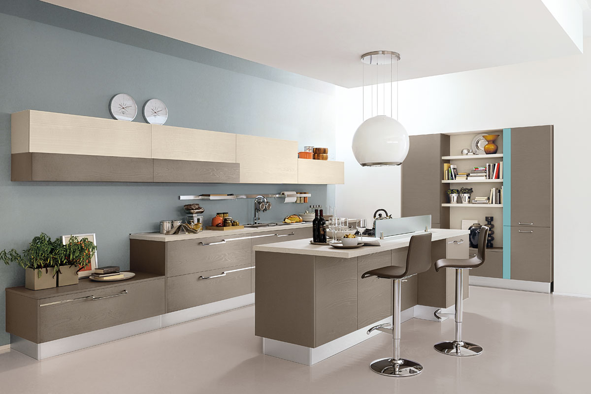 Vendita cucine on line affordable cucina con gola e top for Vendita cucine