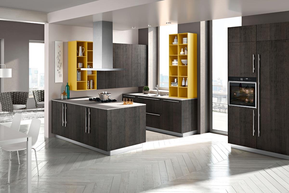 Beautiful Cucine Moderne Snaidero Pictures - Design & Ideas 2017 ...