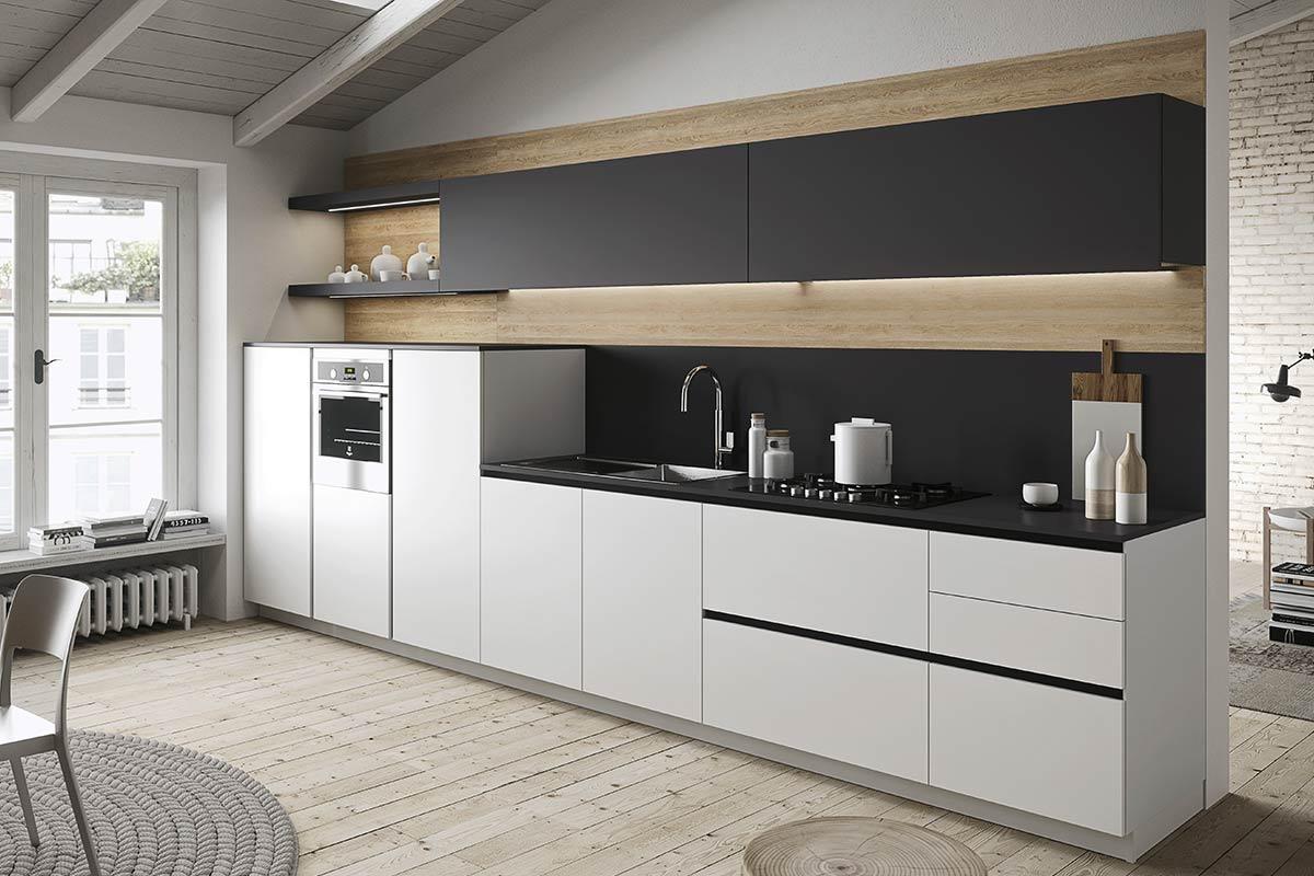 Cucine moderne componibili snaidero progetto first cucine acquistabile in milano e provincia - Snaidero cucine moderne ...