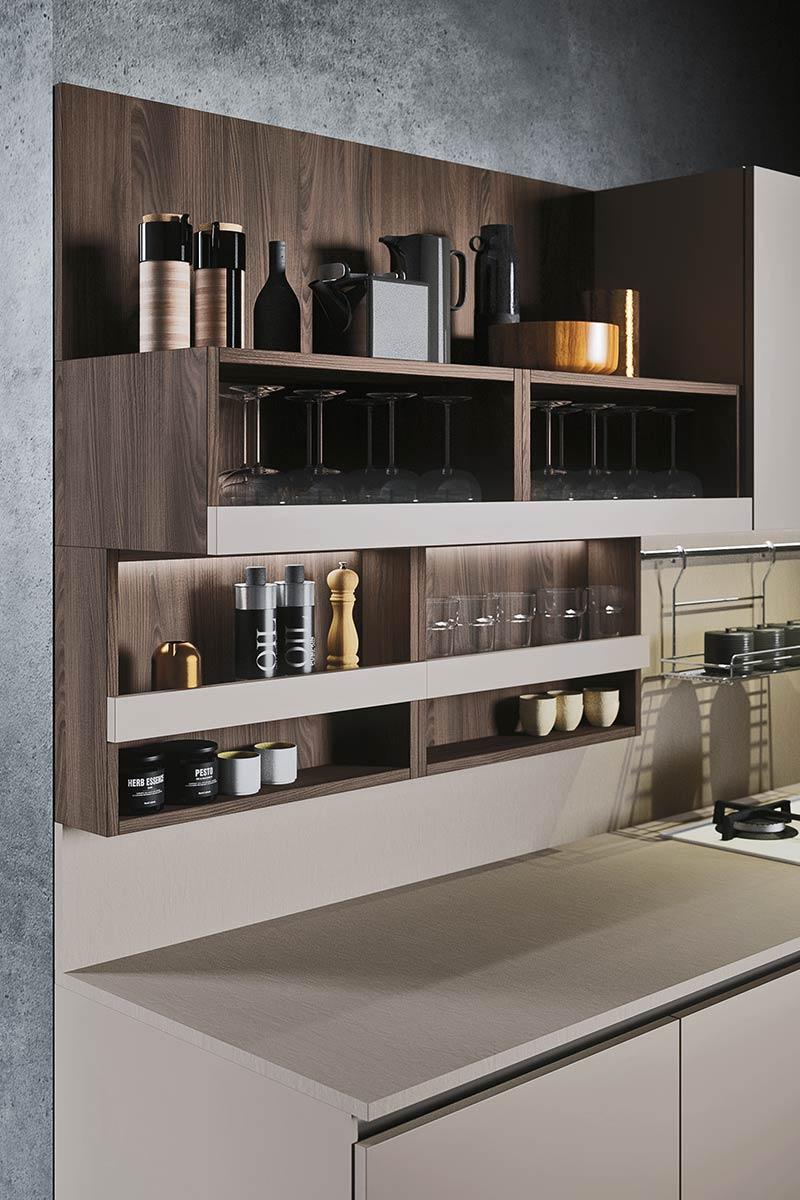 Cucine moderne componibili snaidero progetto first cucine acquistabile in milano e provincia - Cucine snaidero moderne ...