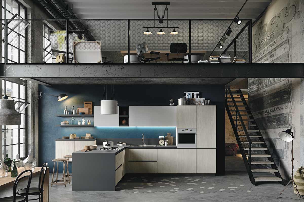 Cucine Moderne Componibili Snaidero Progetto Joy Cucine