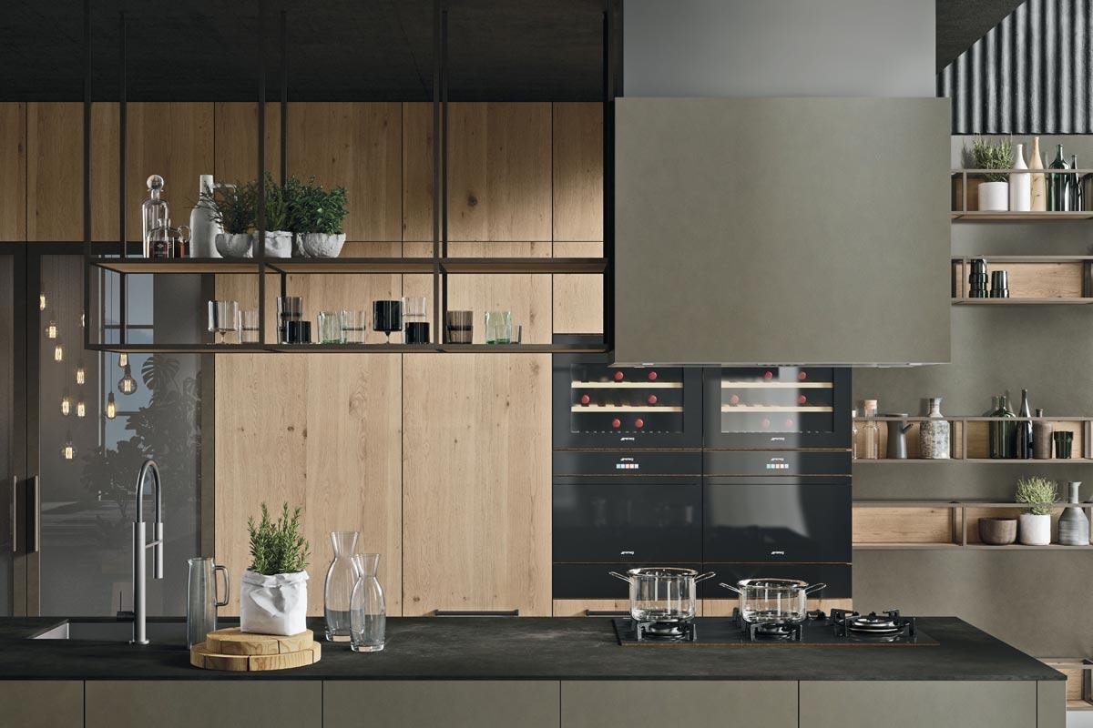 Cucine moderne componibili snaidero opera cucine acquistabile in milano e provincia monza e - Cucine snaidero moderne ...