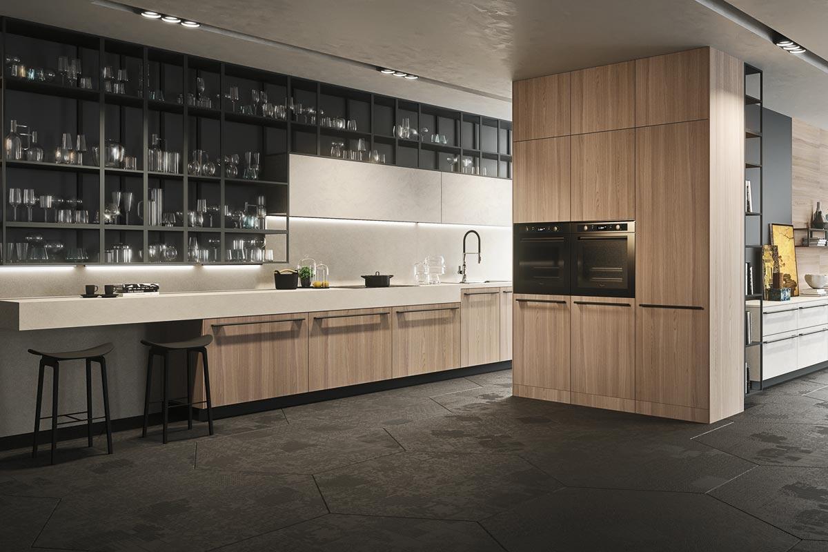 Cucine moderne componibili snaidero opera cucine acquistabile in milano e provincia monza e - Snaidero cucine moderne ...