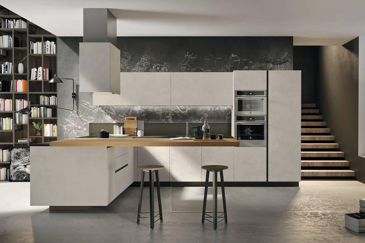Cucine moderne componibili Snaidero Way - Acquistabile in Milano e ...