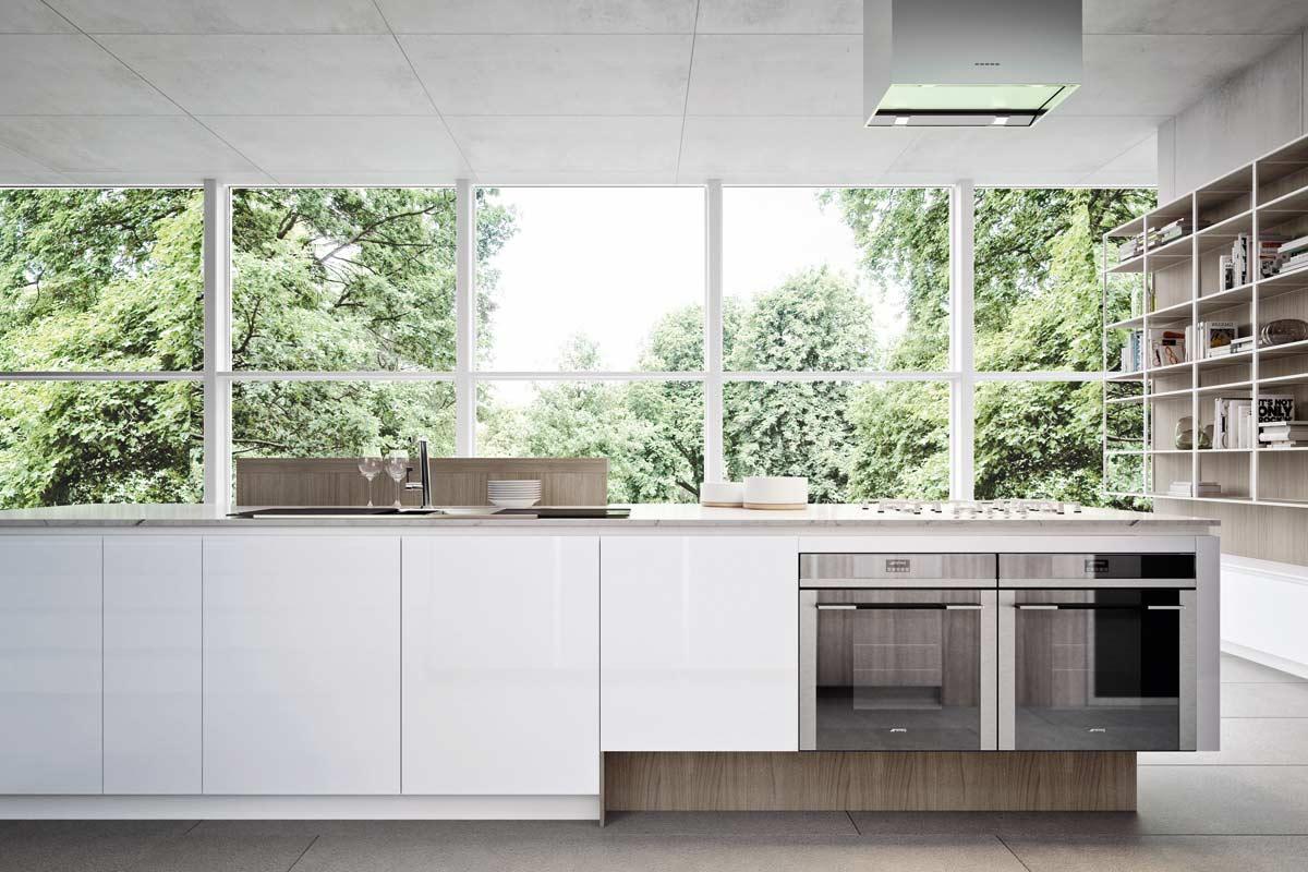 Cucine moderne componibili Snaidero Way - cucine - Acquistabile in ...