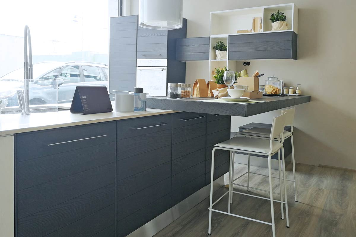 Cucina Outlet Lube Adele - cucine - Acquistabile in Milano e ...