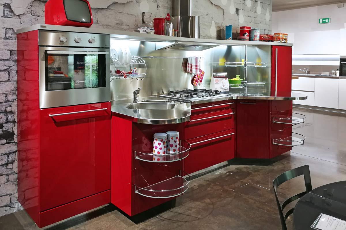 Cucina Outlet Snaidero Skyline TR - Acquistabile in Milano e ...