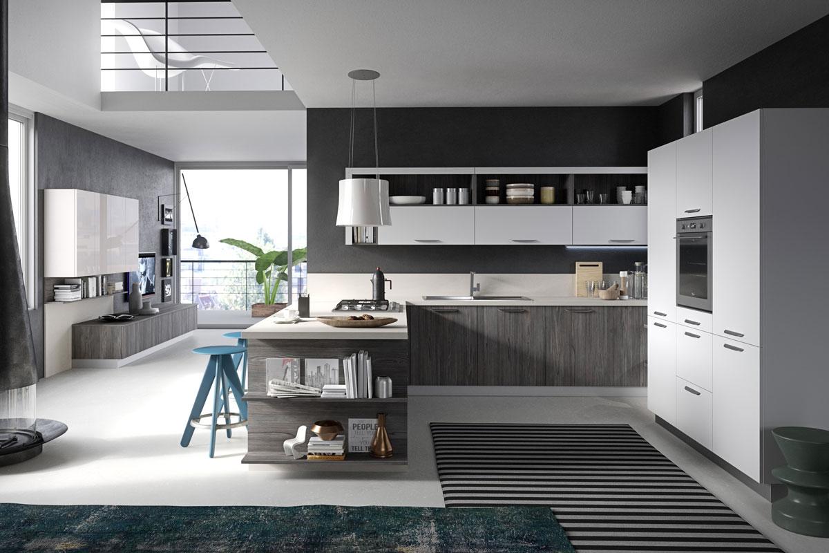 Cucine Snaidero Moderne] - 49 images - cucine moderne eleganza ...