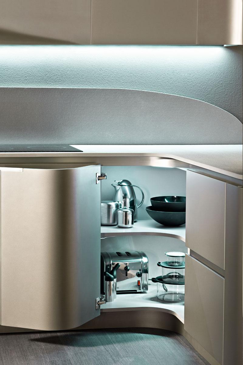 Cucine moderne componibili Snaidero Ola 20 - Acquistabile in ...