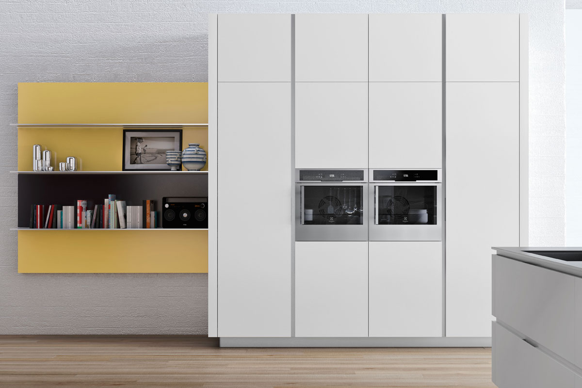 Cucine moderne componibili snaidero orange cucine acquistabile in milano e provincia monza - Snaidero cucine moderne ...