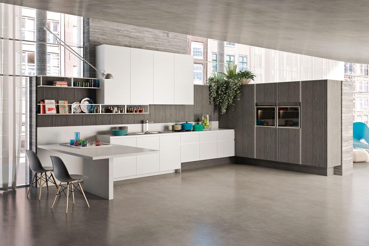 Ambiente Cucina Viva Snaidero Catania
