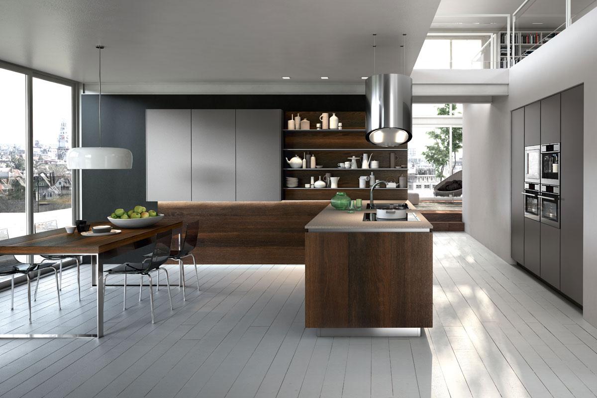 Awesome cucine snaidero milano contemporary ideas for Lops arredi distretto del design trezzano