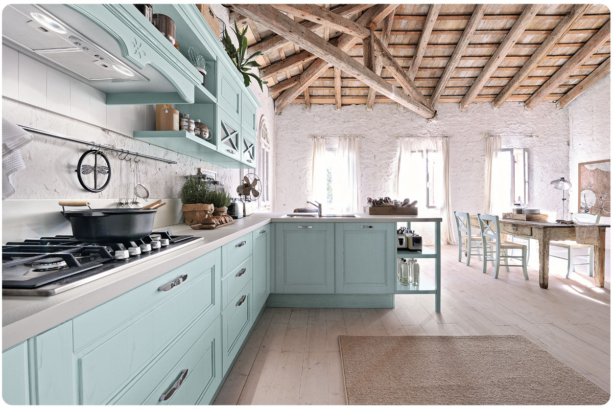 Cucine classiche componibili Lube Agnese - cucine - Acquistabile in ...