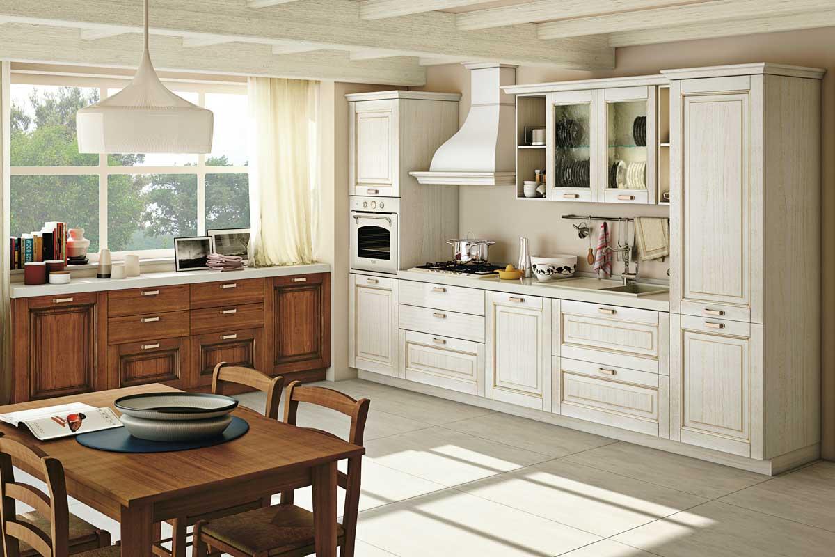 Cucine classiche componibili creo oprah acquistabile in for Cucine classiche
