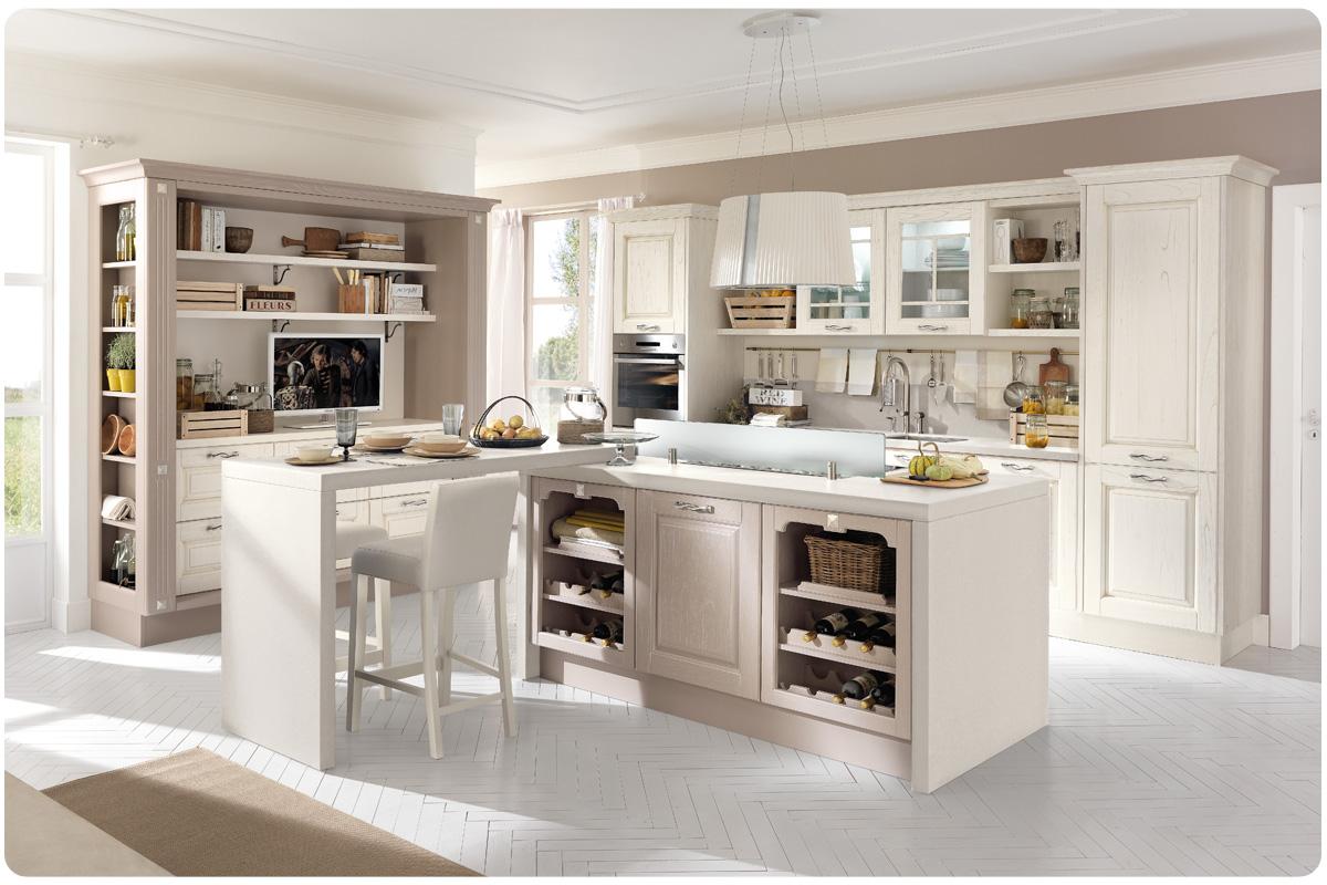 Awesome Cucine Lube Classiche Prezzi Contemporary - Ideas & Design ...