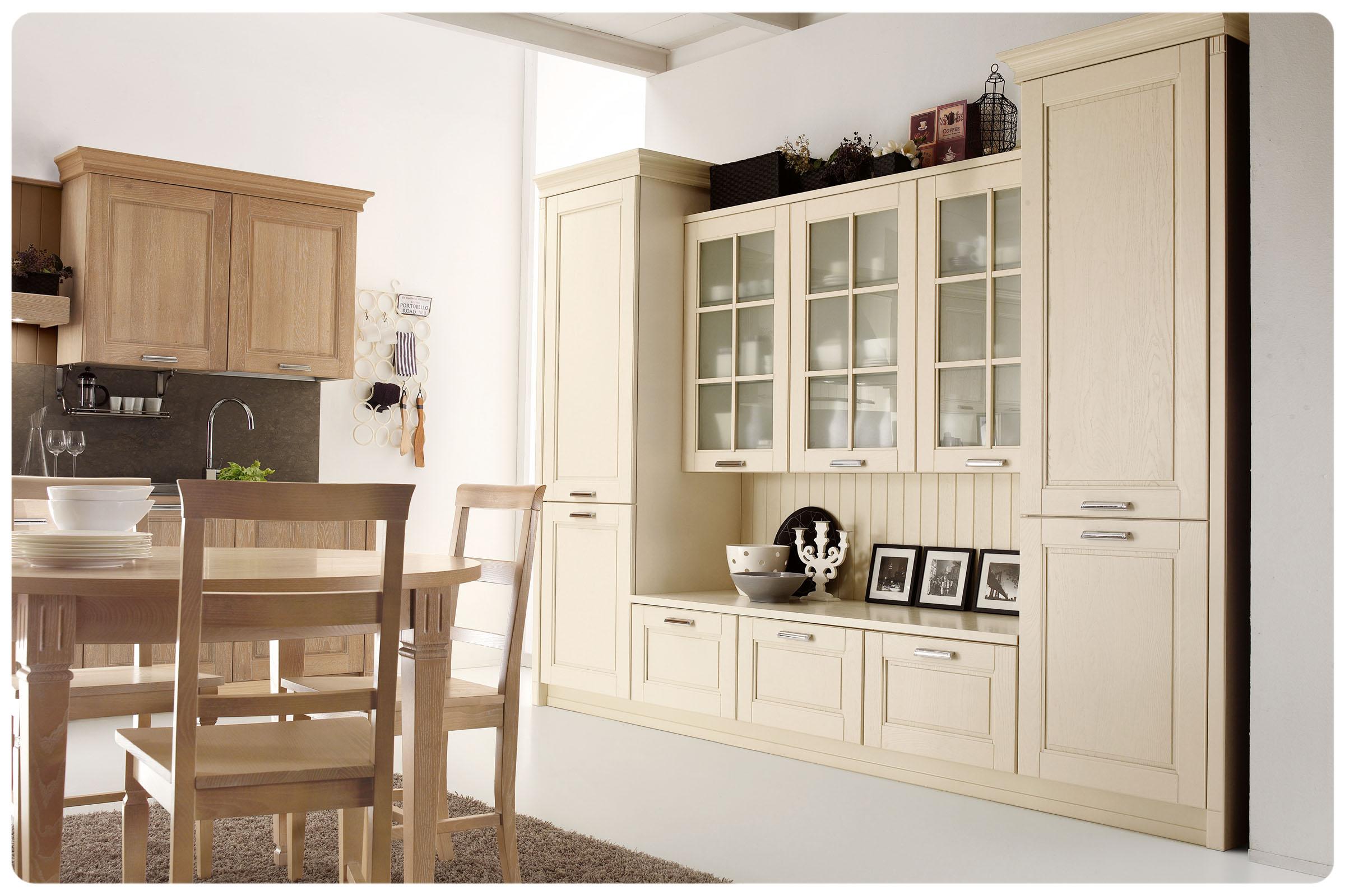 Cucine componibili classiche great cucina classica - Cucine componibili classiche prezzi ...
