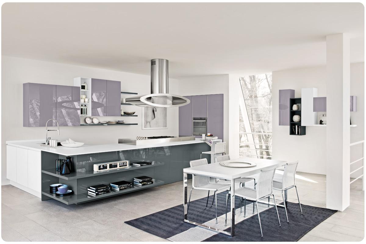 Cucine moderne componibili Lube Brava - Acquistabile in Milano e ...